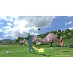 Everybodys Golf - VR - PS4