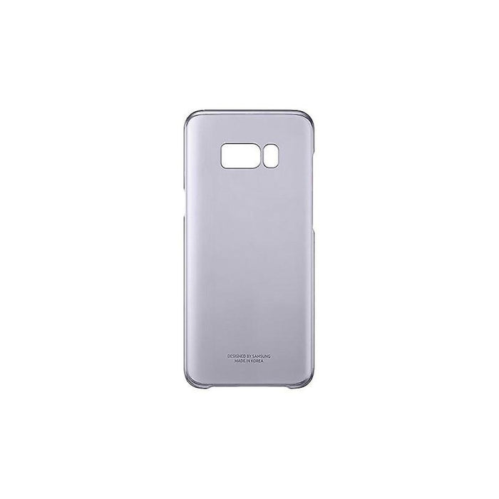 Samsung Galaxy S8 Plus Clear Cover Case - Violet