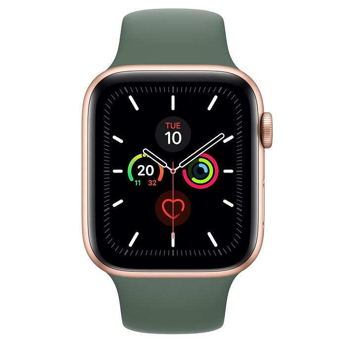Apple Watch Series 5  - Gold Aluminium - Sport Band