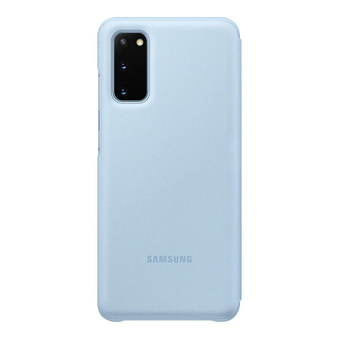 Samsung Galaxy S20 LED View Cover - Sky Blue