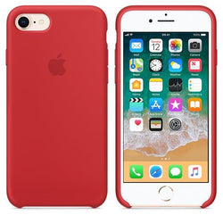 Apple iPhone 8 Silicone Case - PRODUCT(RED)