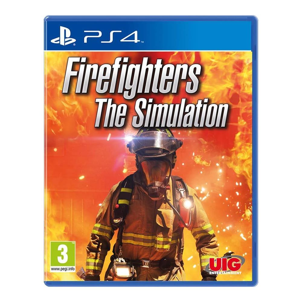 Firefighters The Simulation - PS4