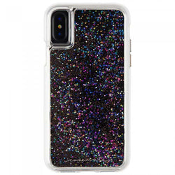 Case-Mate Naked Waterfall Case - iPhone Xs - Black