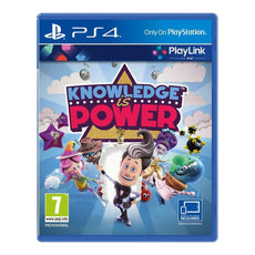 Knowledge Is Power - PlayLink - PS4