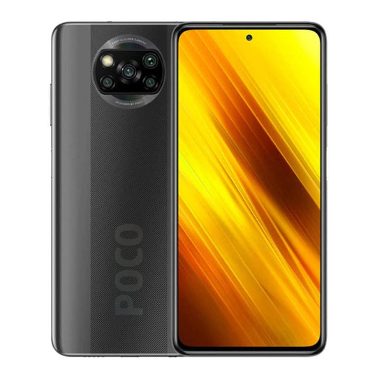 Xiaomi Poco X3 NFC - EU Model - Dual SIM / Shadow Grey / 64GB + 6GB RAM