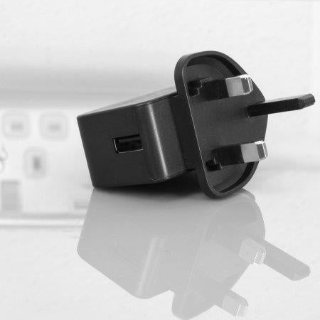 Olixar High Power 2.1A USB Mains Charger - UK - USB Type-C