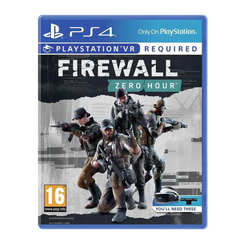 Firewall VR - PS4