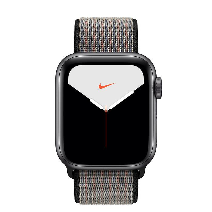 Apple Watch Series 5  - Space Grey Aluminium - Nike Sport Loop
