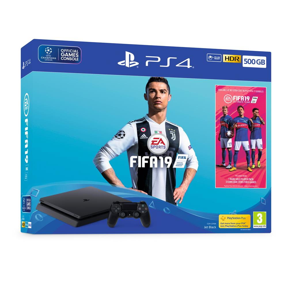 PS4 500GB FIFA 19 Bundle