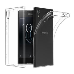 Sony Xperia XA1 Ultra Simply Crystal Clear Shell - Clear