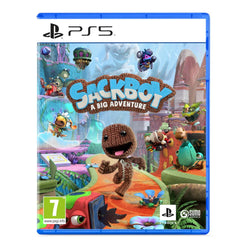 Product name	Sackboy: A Big Adventure – PlayStation 5
