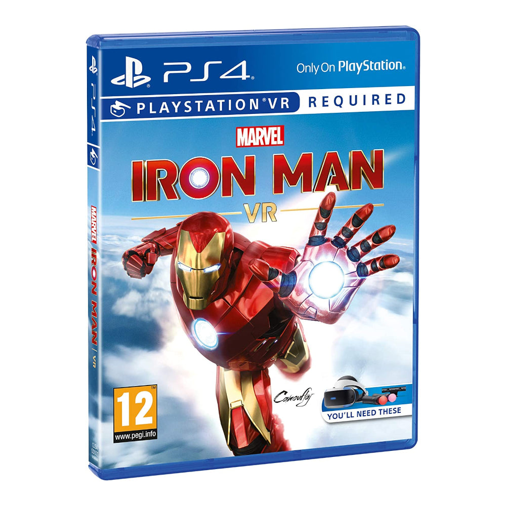 Marvels Iron Man VR - PS4 -PS VR