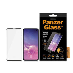 PanzerGlass Galaxy S10 Fingerprint Case Friendly