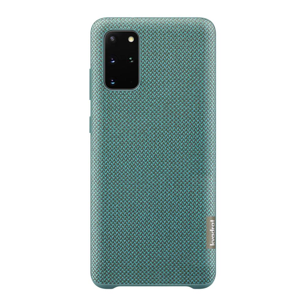 Samsung Galaxy S20 Plus Kvadraft Cover - Green