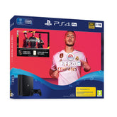 PS4 Pro - 1TB - Black - FIFA 20 Bundle