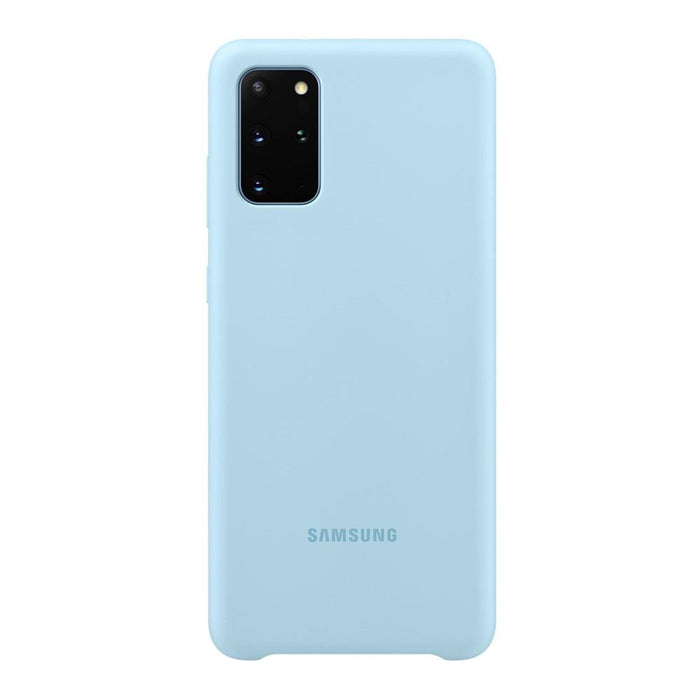 Samsung Galaxy S20 Plus Silicone Cover - Sky Blue