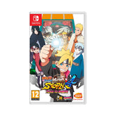 Naruto Shippuden Ultimate Ninja Storm 4 Road to Boruto - Nintendo Switch