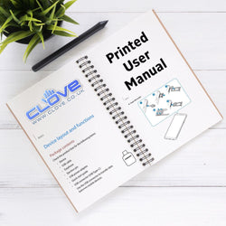 Samsung Galaxy Note 2 User Manual Printing Service - A5 Black and White