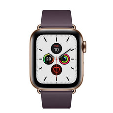Apple Watch Series 5  - Gold Stainless Steel - Modern Buckle