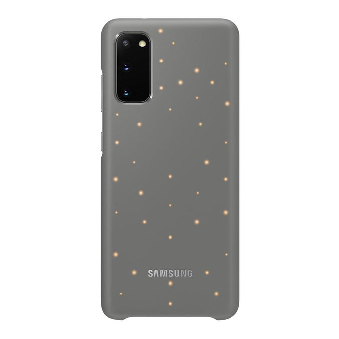 Samsung Galaxy S20 LED Cover - Gray