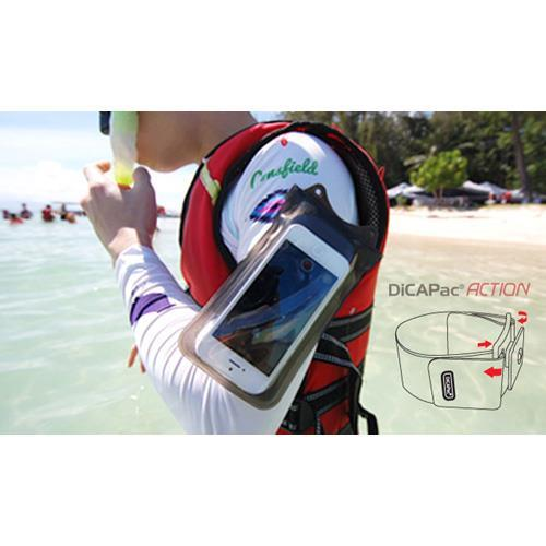DiCAPac Action Universal Waterproof Case & Armband