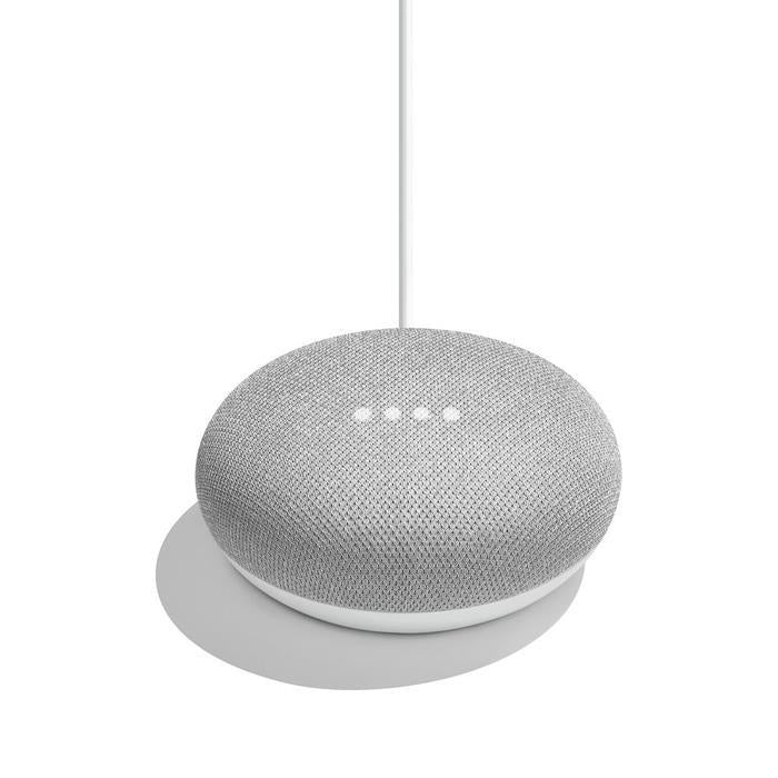 Google Home Mini - Chalk / Grey
