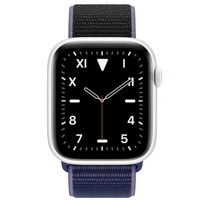 Apple Watch Series 5  - White Ceramic Edition - Sport Loop