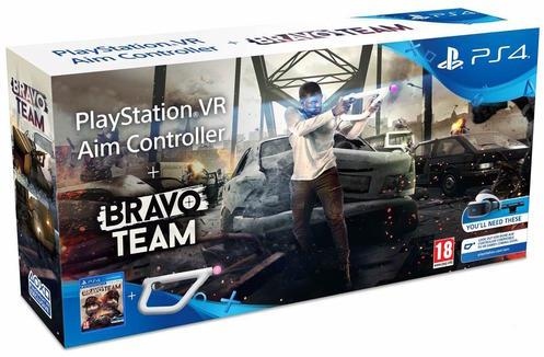 Bravo Team + PlayStation VR Aim Controller - PS4