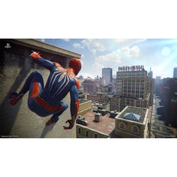 Marvels Spider-Man: Game of the Year Edition - PS4