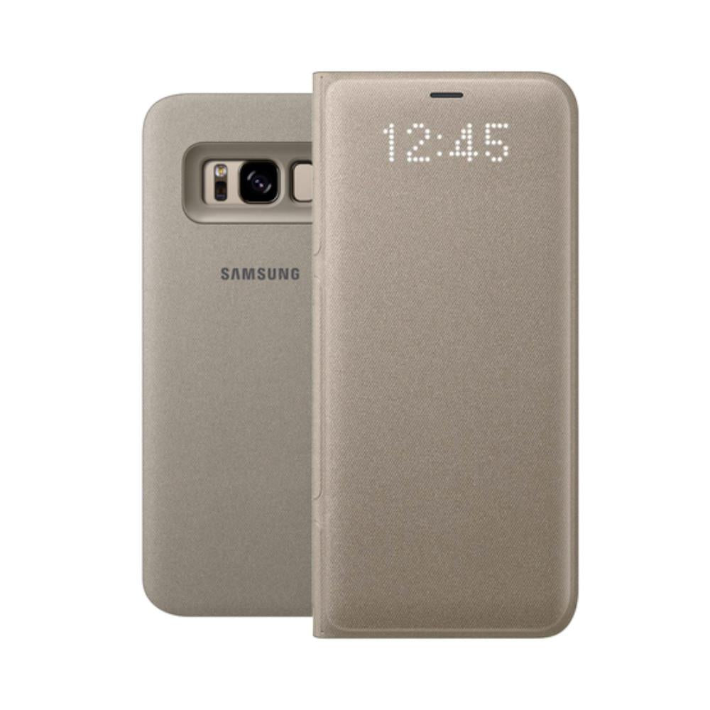 Samsung Galaxy Note 8 LED View Cover - Maple Gold