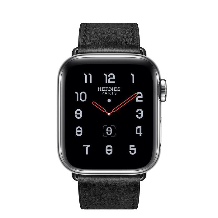 Apple Watch Series 5  - Stainless Steel - Hermes Single Tour