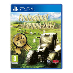 Professional Farmer '17 Gold Edition - PS4