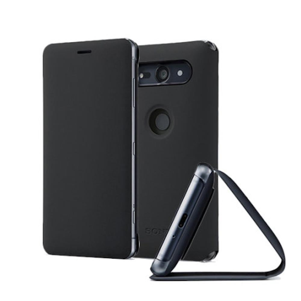 Sony Xperia XZ2 Compact SCSH50 Style Cover Stand - Black