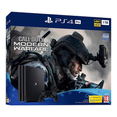 Call of Duty: Modern Warfare PS4 Pro 1TB Bundle