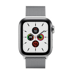 Apple Watch Series 5  - Stainless Steel - Milanese Loop
