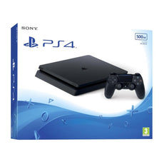 Sony PlayStation 4 - 500GB - Black