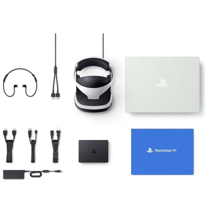 PS VR Mega Pack V2 - Includes 5 Games