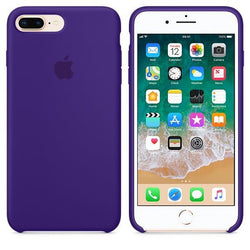 Apple iPhone 8 Plus Silicone Case - Ultra Violet