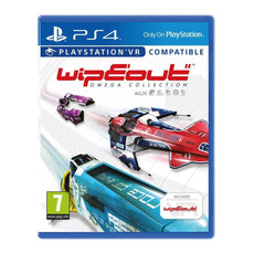 Wipeout Omega Collection - PS4 - PS VR