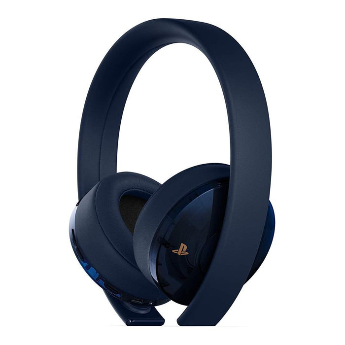 Sony PlayStation GOLD Wireless Headset - 500 Million Limited Edition