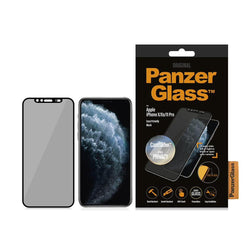PanzerGlass iPhone X/Xs/11 Pro Case Friendly CamSlider Privacy
