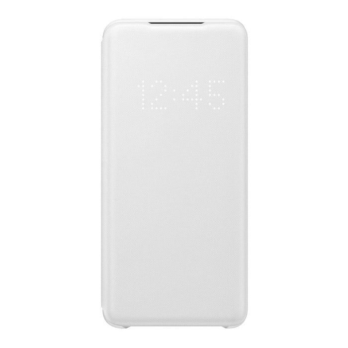 Samsung Galaxy S20 LED View Cover - White