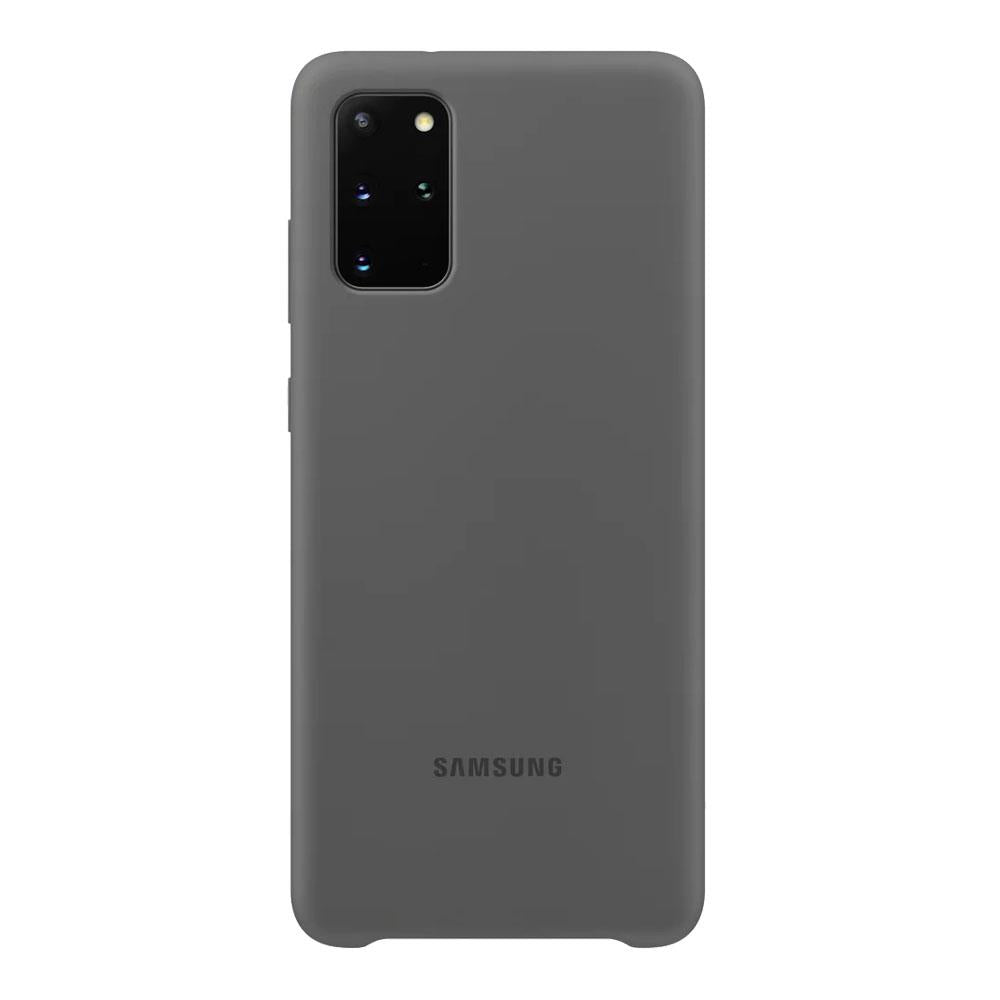 Samsung Galaxy S20 Plus Silicone Cover - Gray