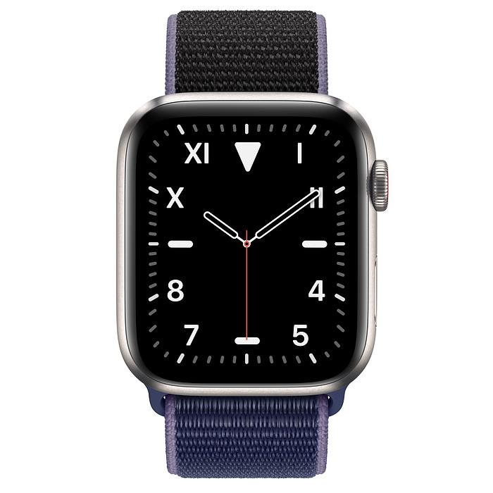 Apple Watch Series 5  - Titanium Edition - Sport Loop