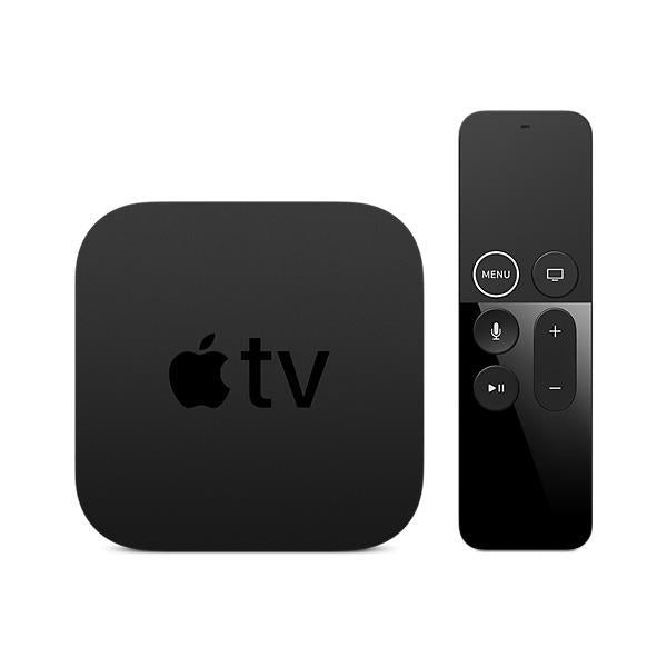 Apple TV 4K (UK) - 64GB