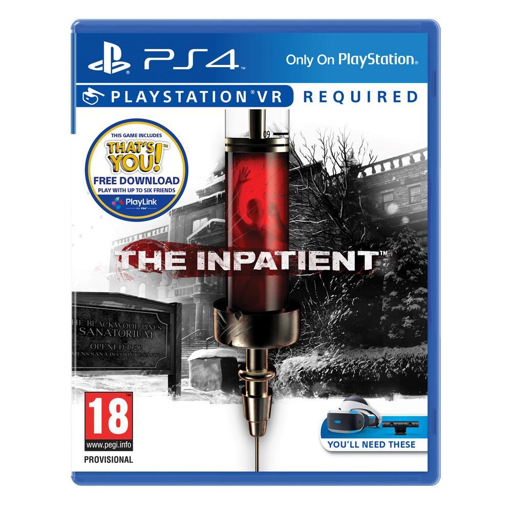 The Inpatient VR - PS4 - PS VR