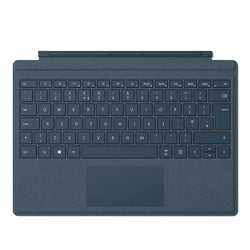 Microsoft Surface Pro Signature Type Cover - Cobalt Blue - UK Layout