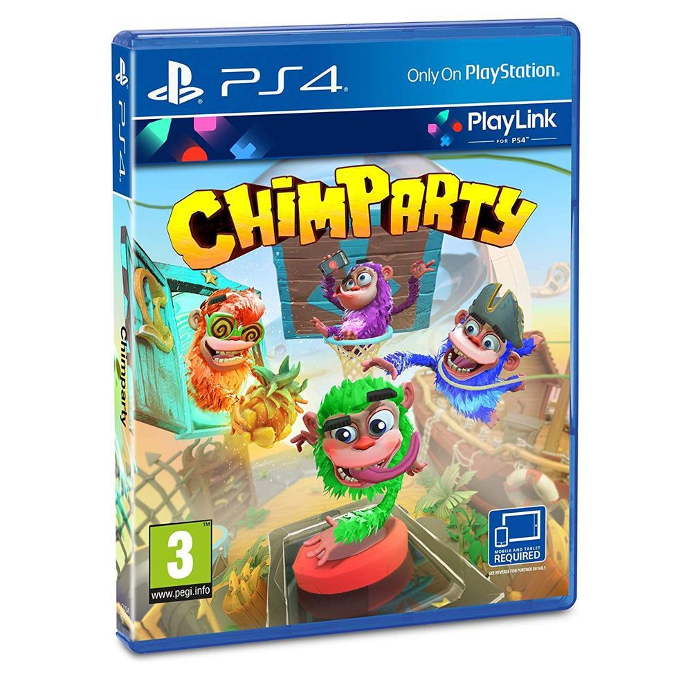 Chimparty - PlayLink - PS4