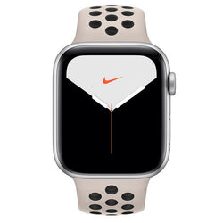 Apple Watch Series 5  - Silver Aluminium - Nike Sport Band