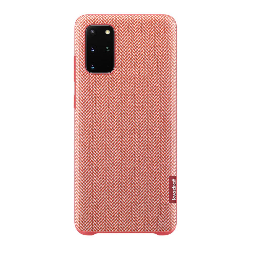 Samsung Galaxy S20 Plus Kvadraft Cover - Red